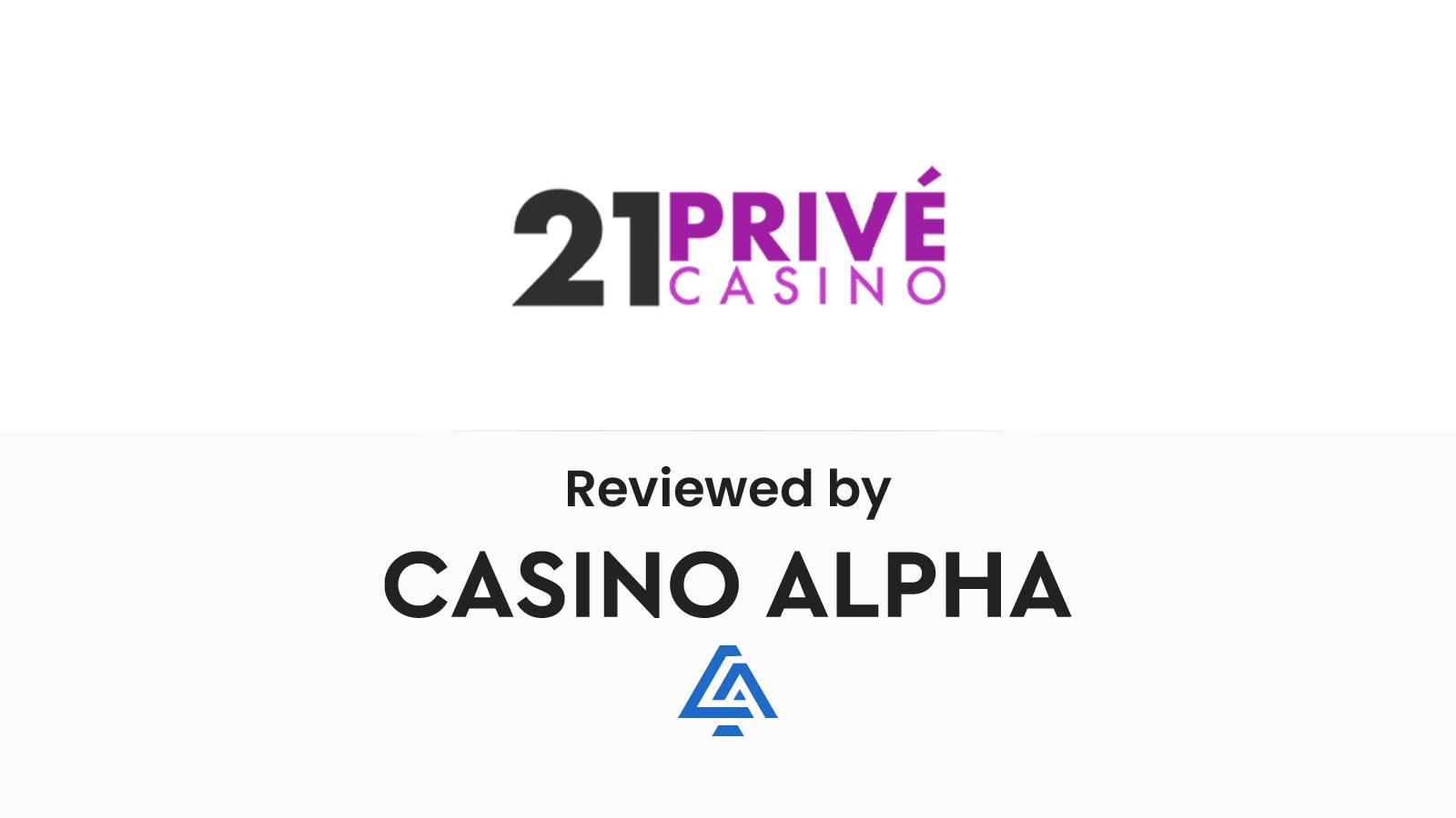 21Prive Review & Bonuses