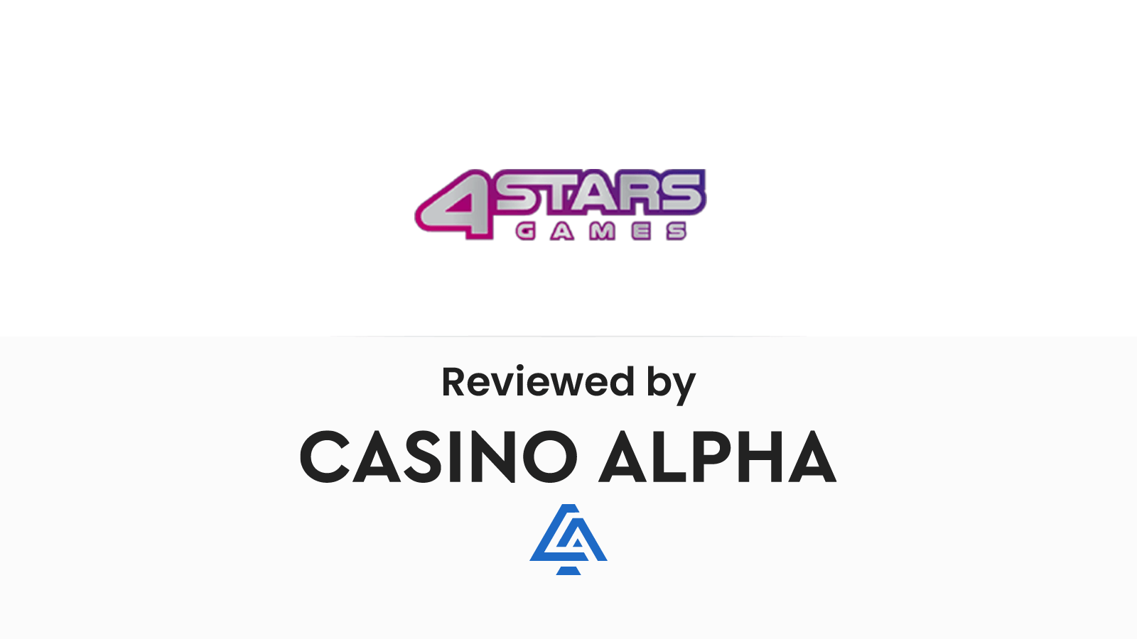4StarsGames Review & Promotions List