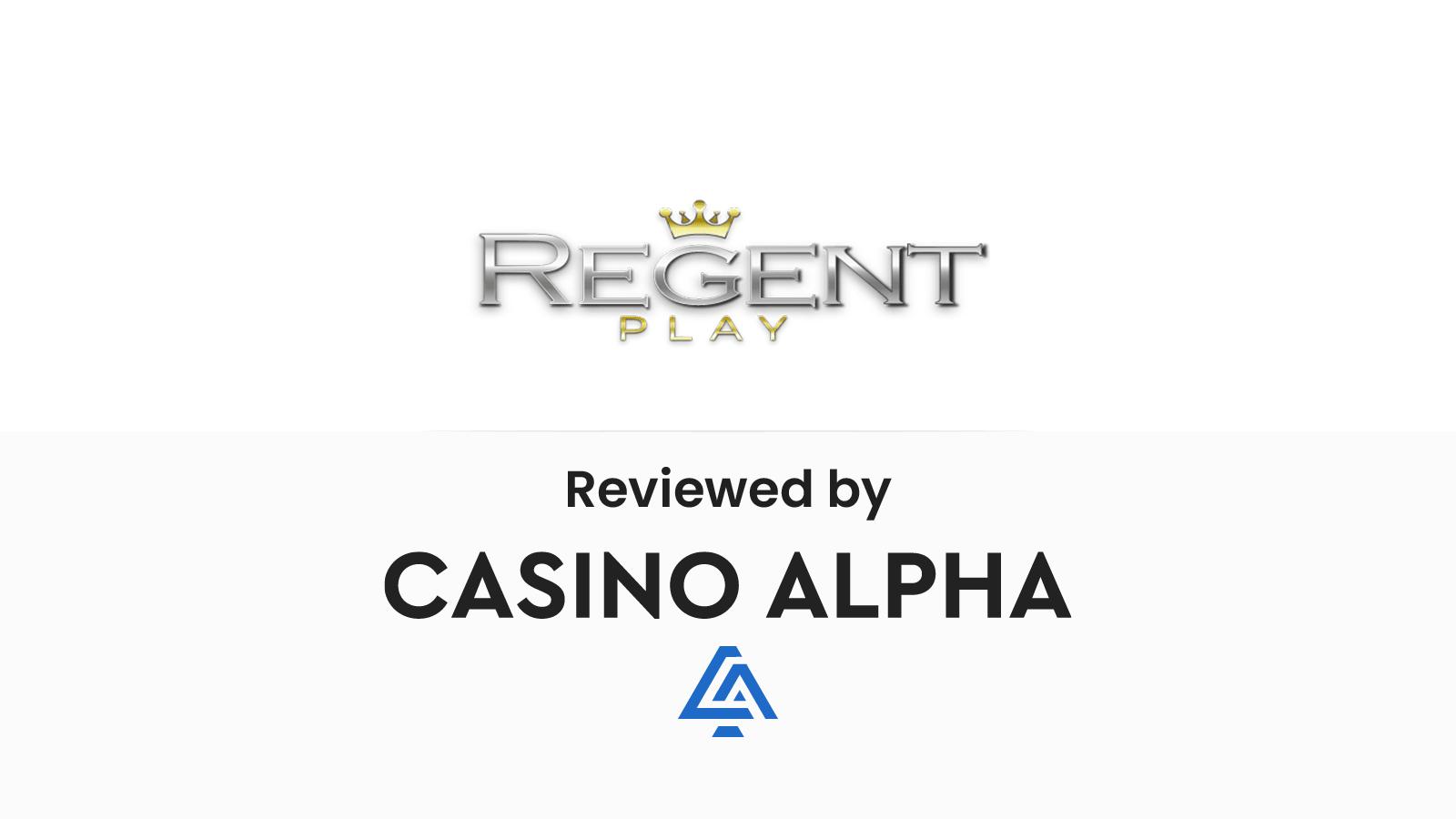 Regent Play Review & Bonus codes