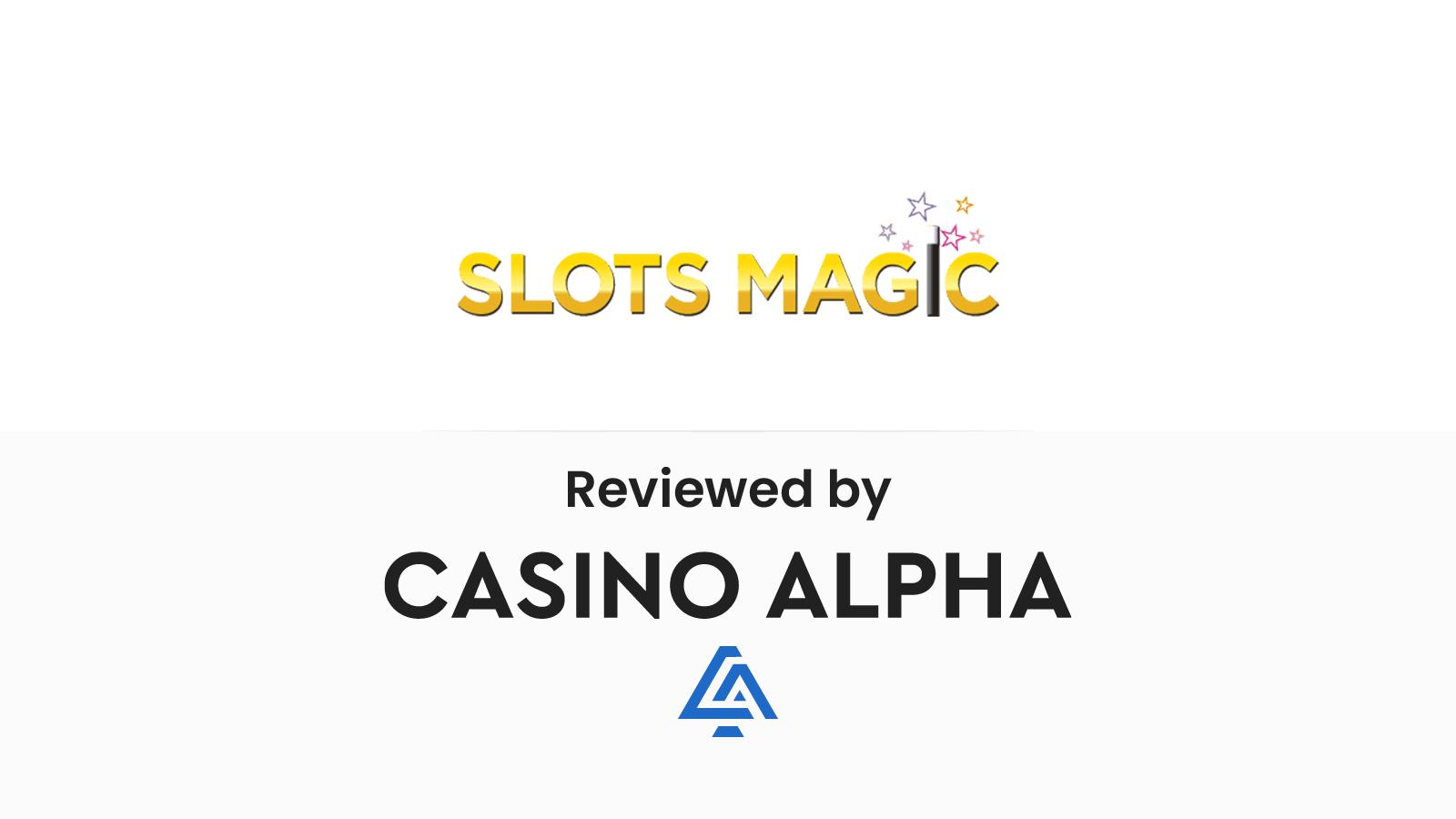 Slots Magic Review & Bonus codes
