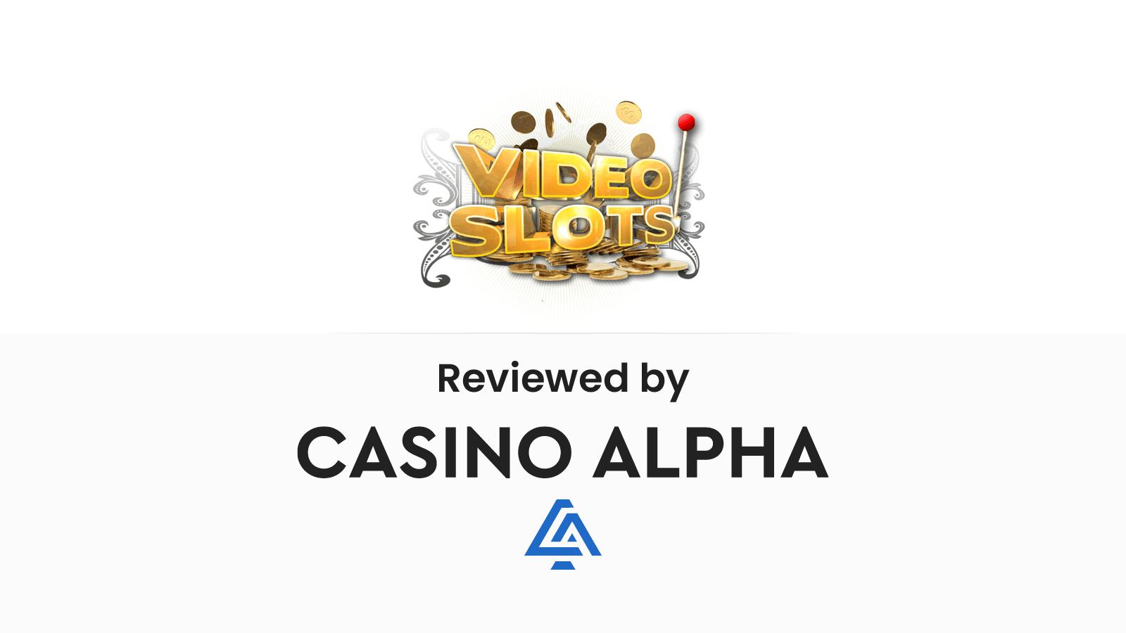 Videoslots Review & Bonus codes