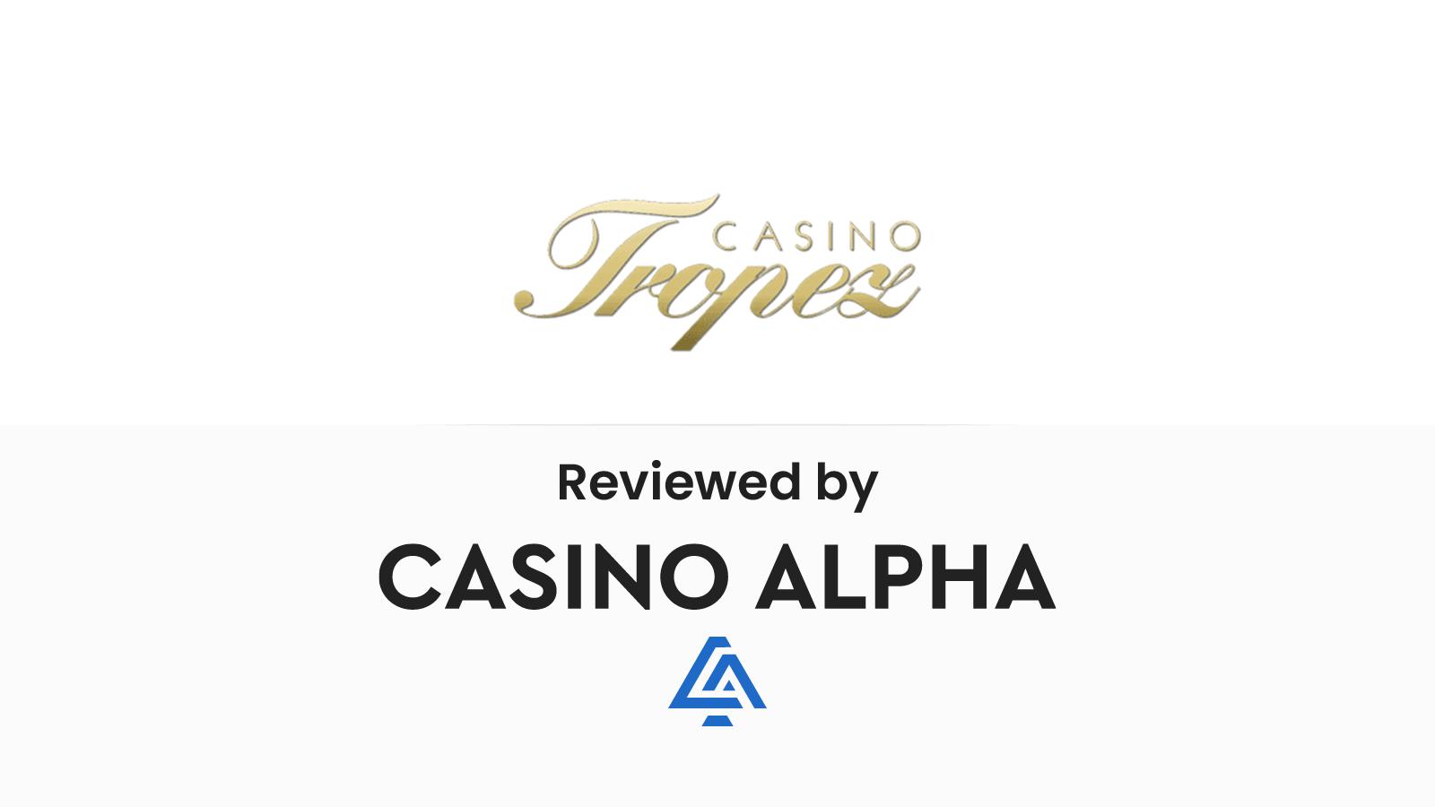 Casino Tropez Review & Bonuses