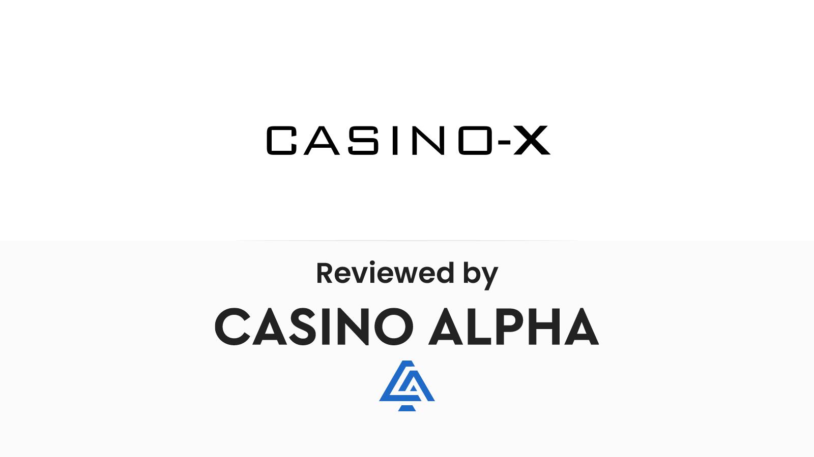 Casino-X Review & Bonuses