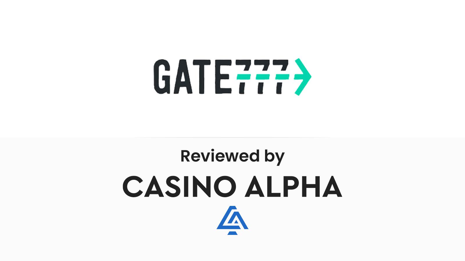 Gate 777 Review & Bonuses