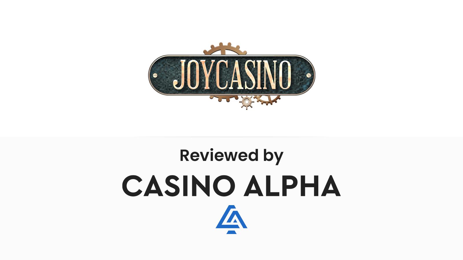 Joy Casino Review & Bonuses