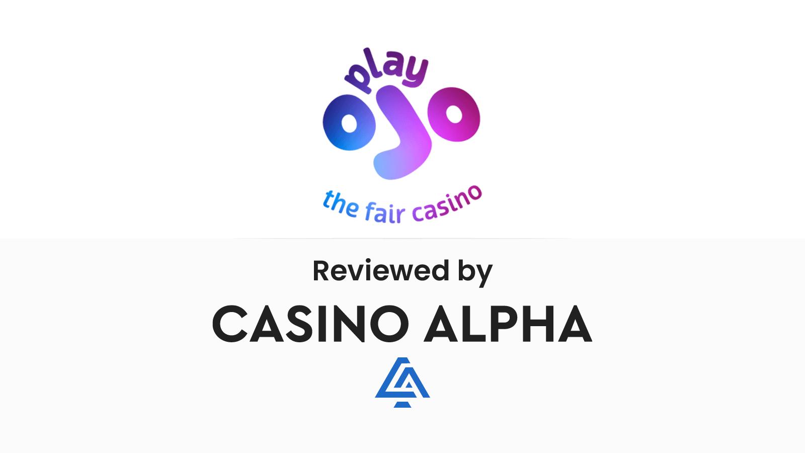 PlayOJO Review & Promo codes