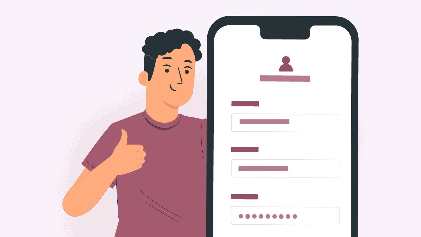 Account maintenance and identity checks