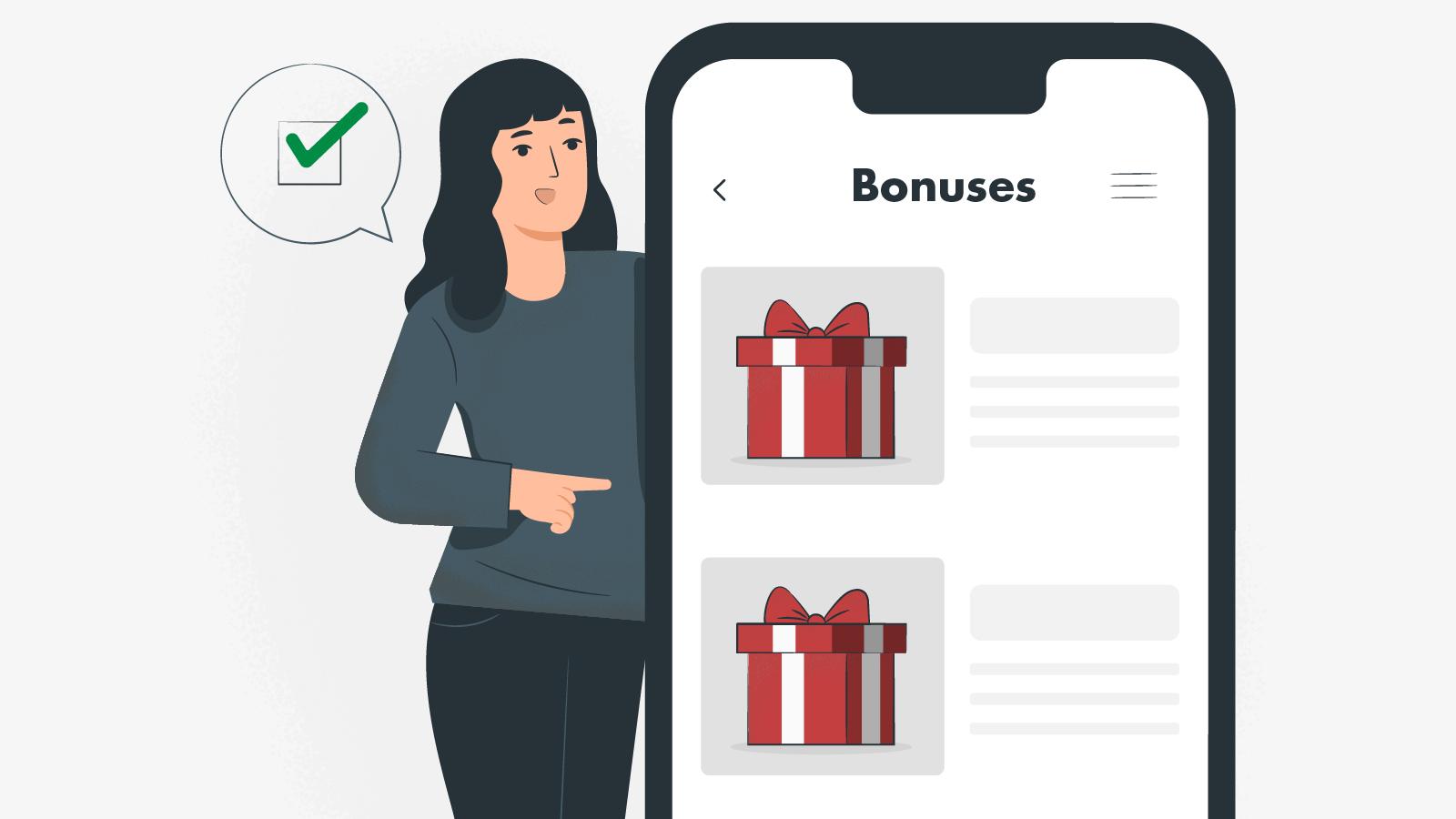 Can you claim the bonuses on mobile