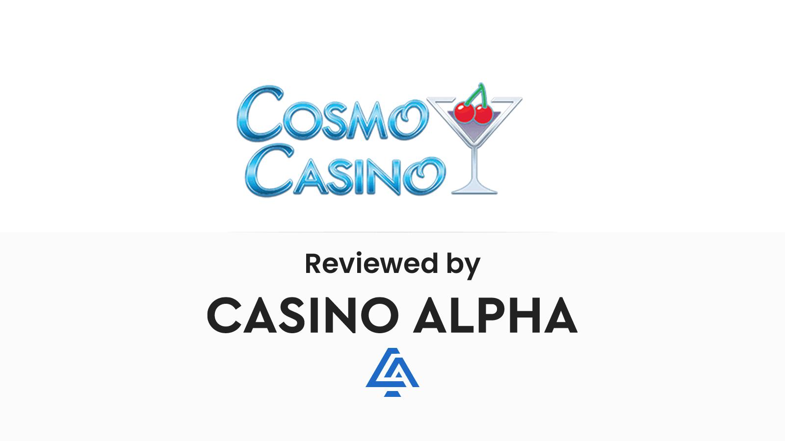 Cosmo Casino Review & Bonuses