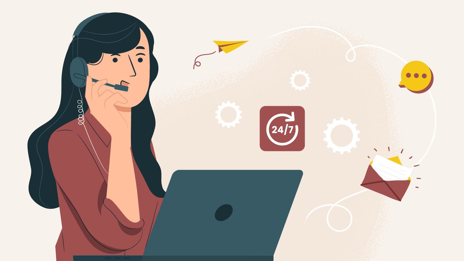 Find out how to reach customer support