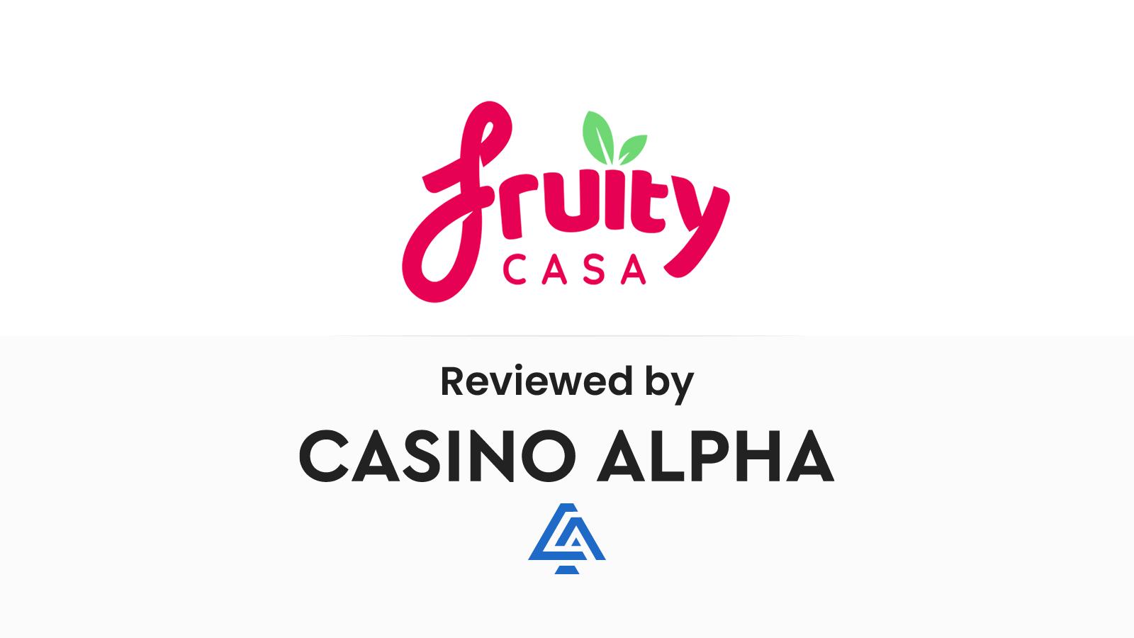 Fruity Casa Review & Bonuses