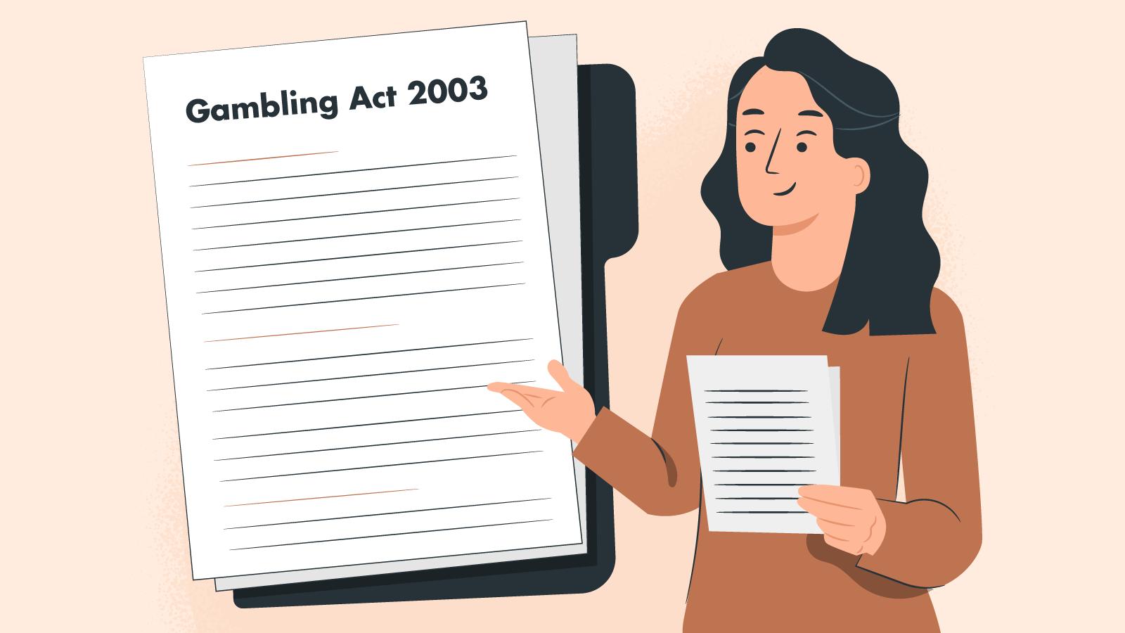 Gambling Act 2003
