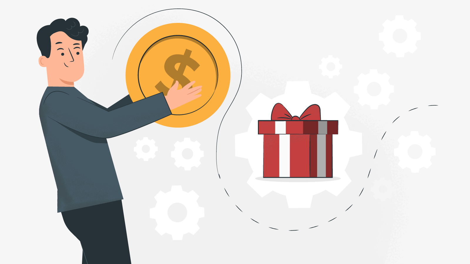How does a first deposit bonus work