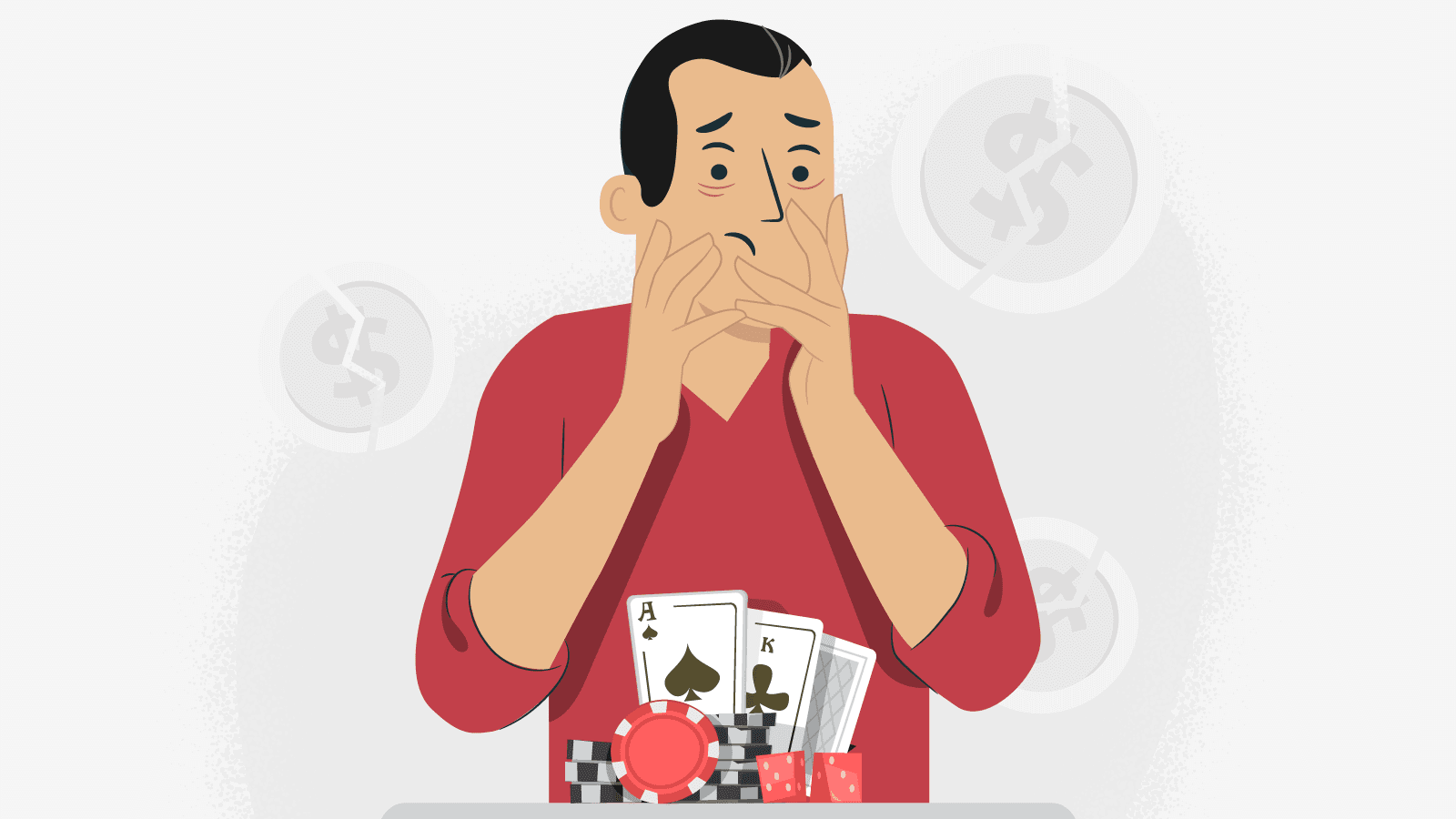 How to Stay Away from Gambling Addiction