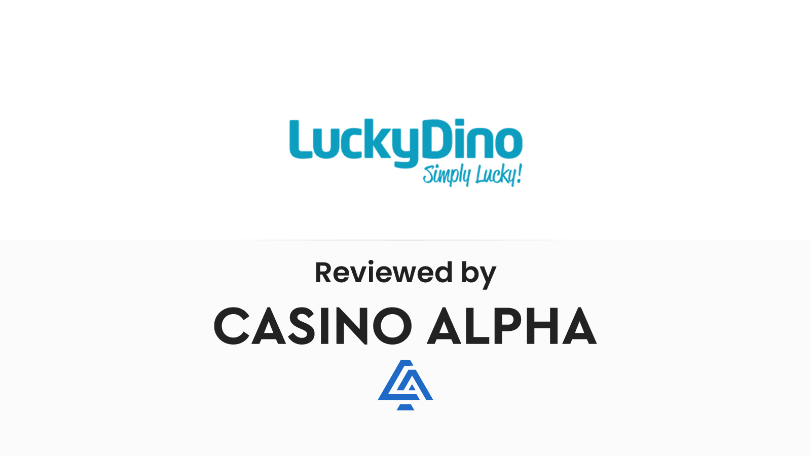 LuckyDino Review & Bonuses