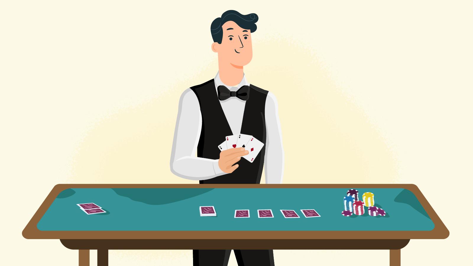 Mainstream Live Casino games