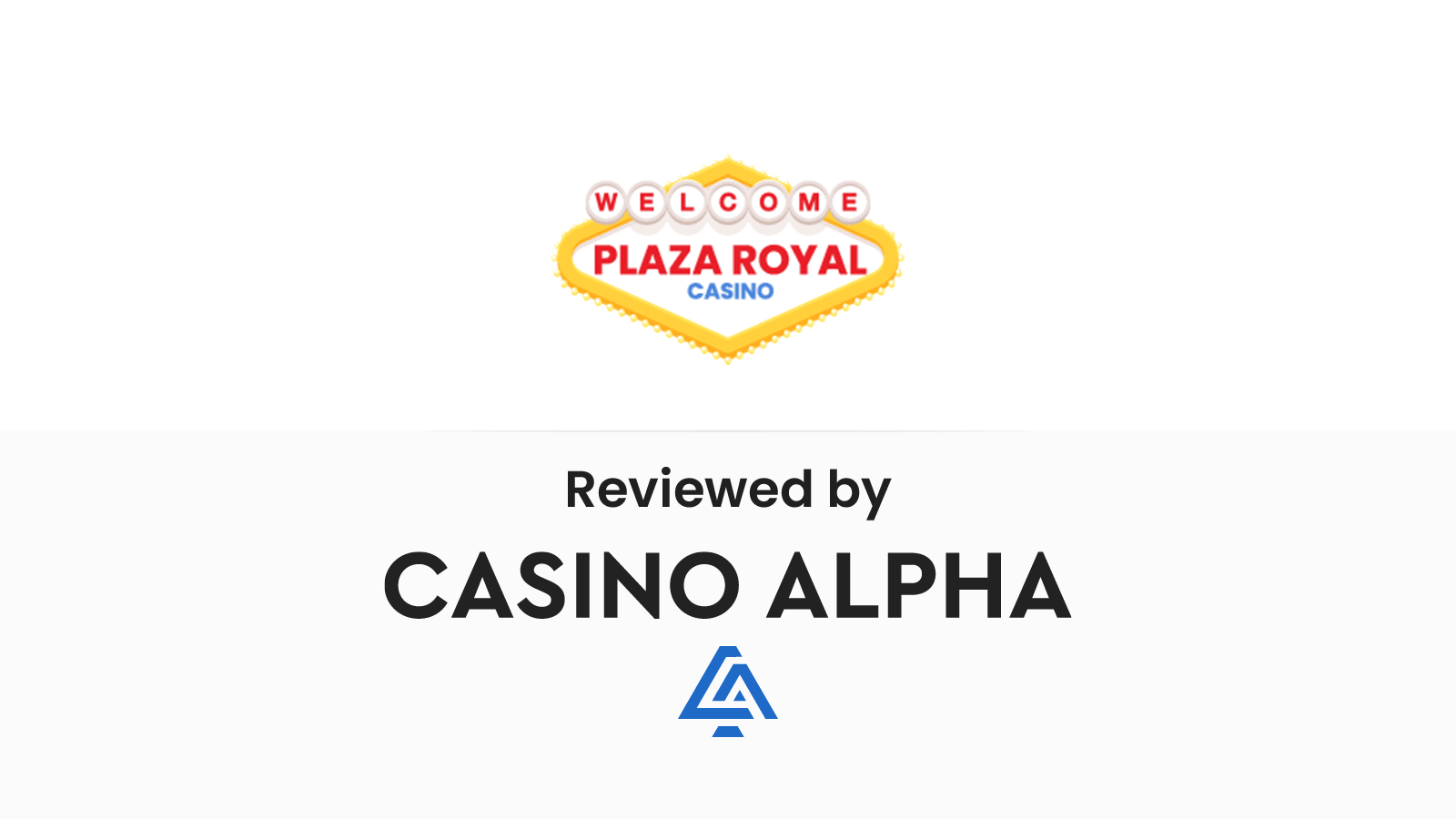 Plaza Royal Review & Bonuses