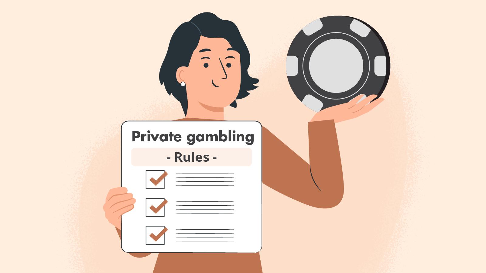 Private gambling