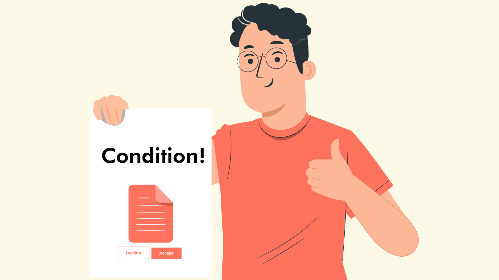 Read the Terms and Conditions