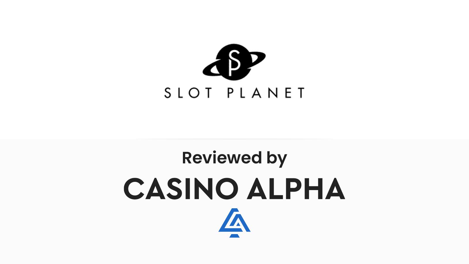 Slot Planet Review & Bonuses