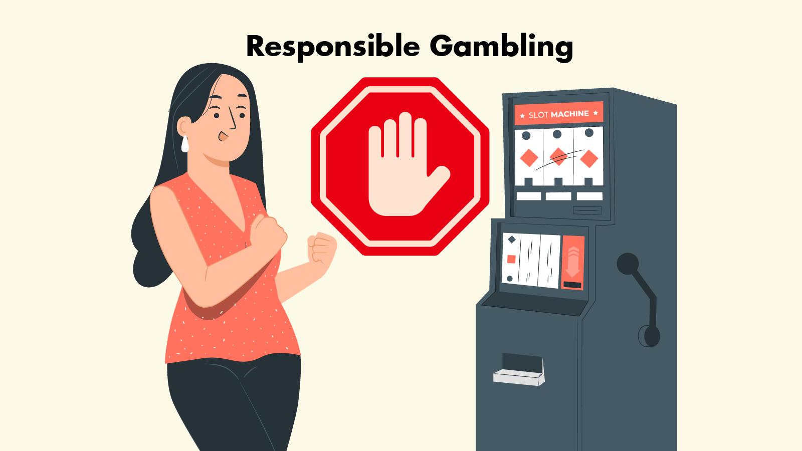 Step 5 Practice responsible gambling