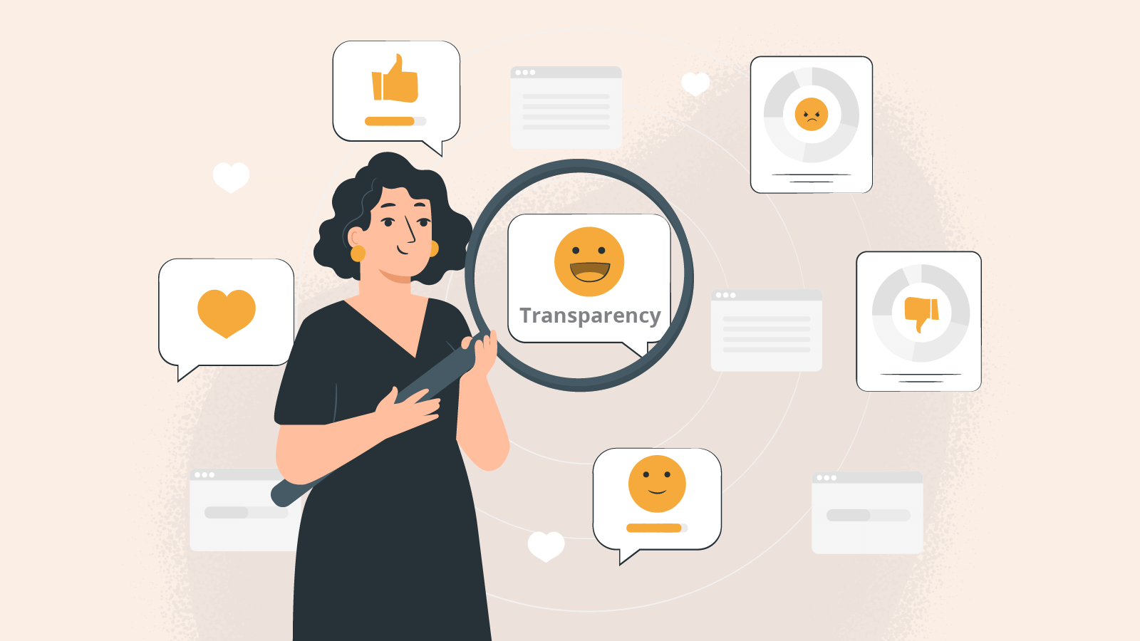 Transparency and reliability