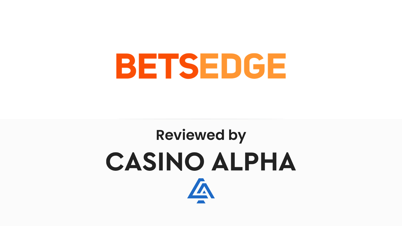 BetsEdge Review & Offers → Complete List