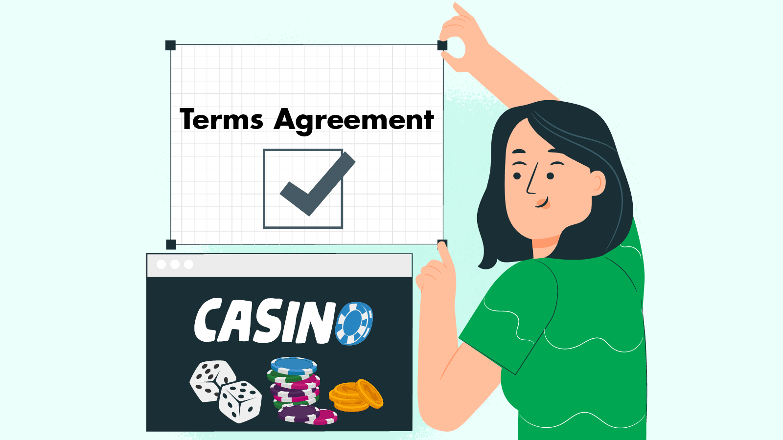Casino & Bonus Terms Agreement