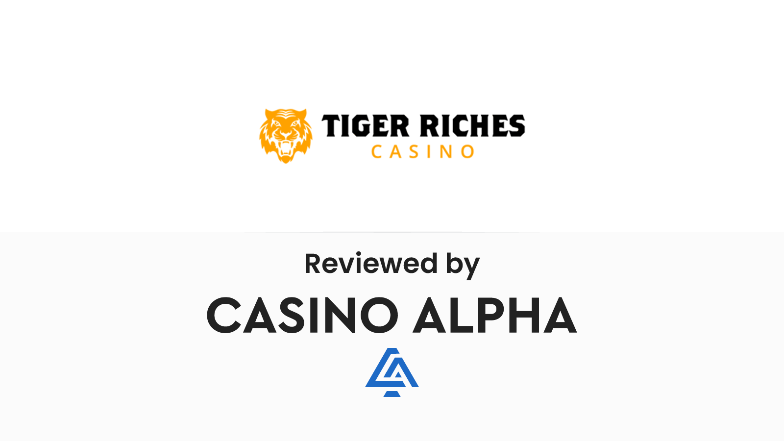 TigerRiches Casino Review & Promotions List