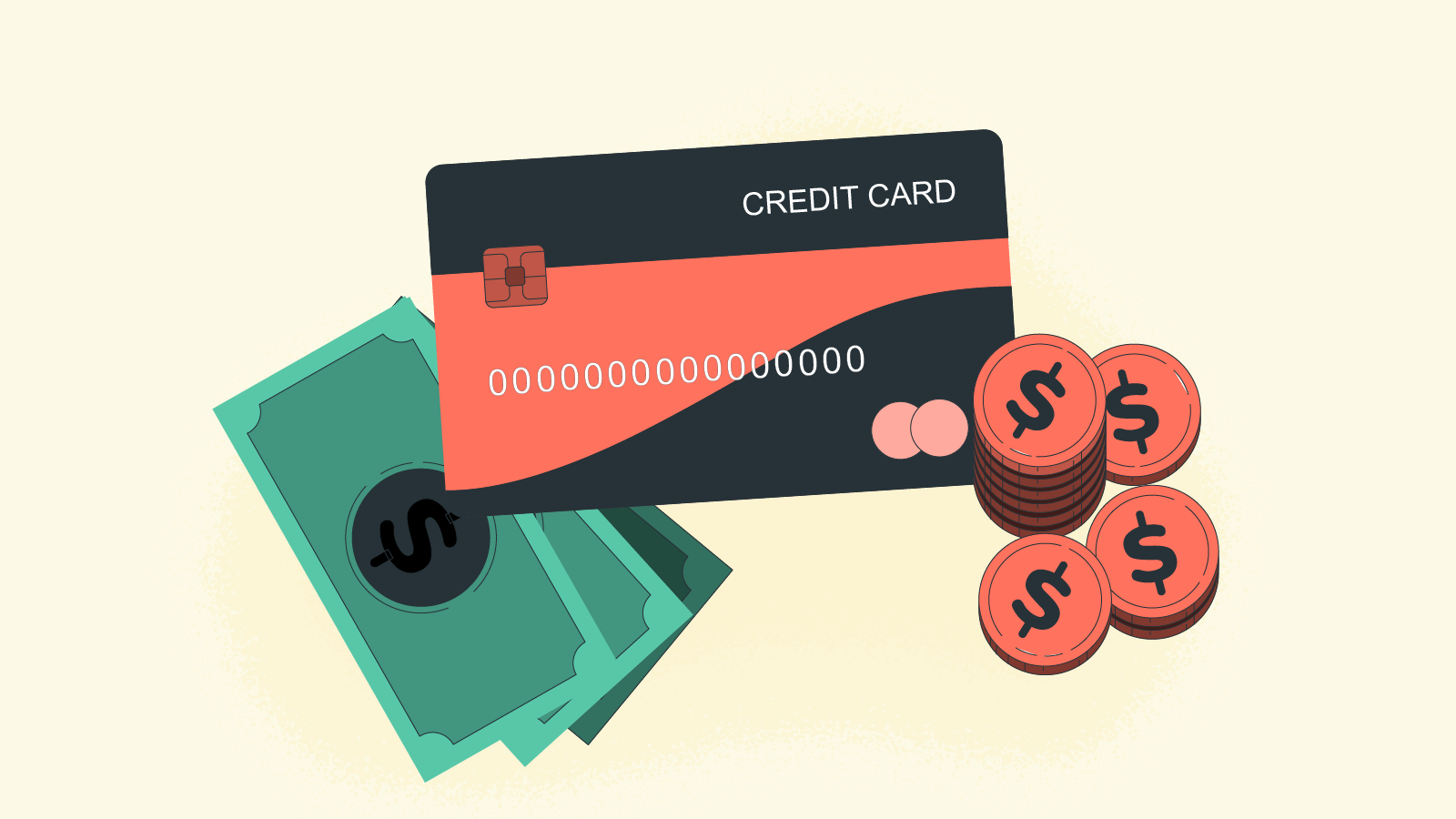 Payment methods you must find