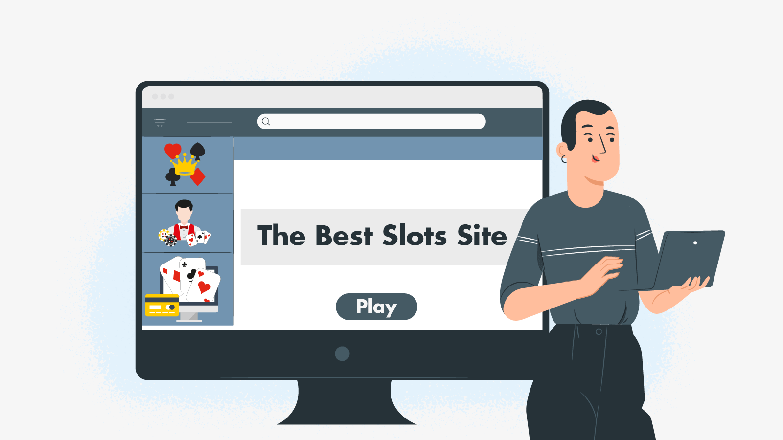 Picking the best slots site