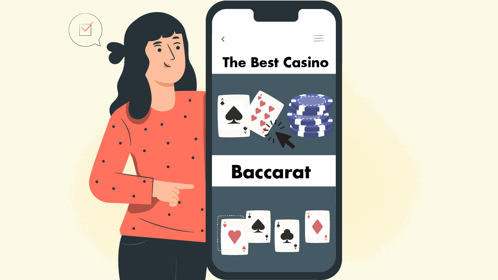 The Best Casino for Baccarat