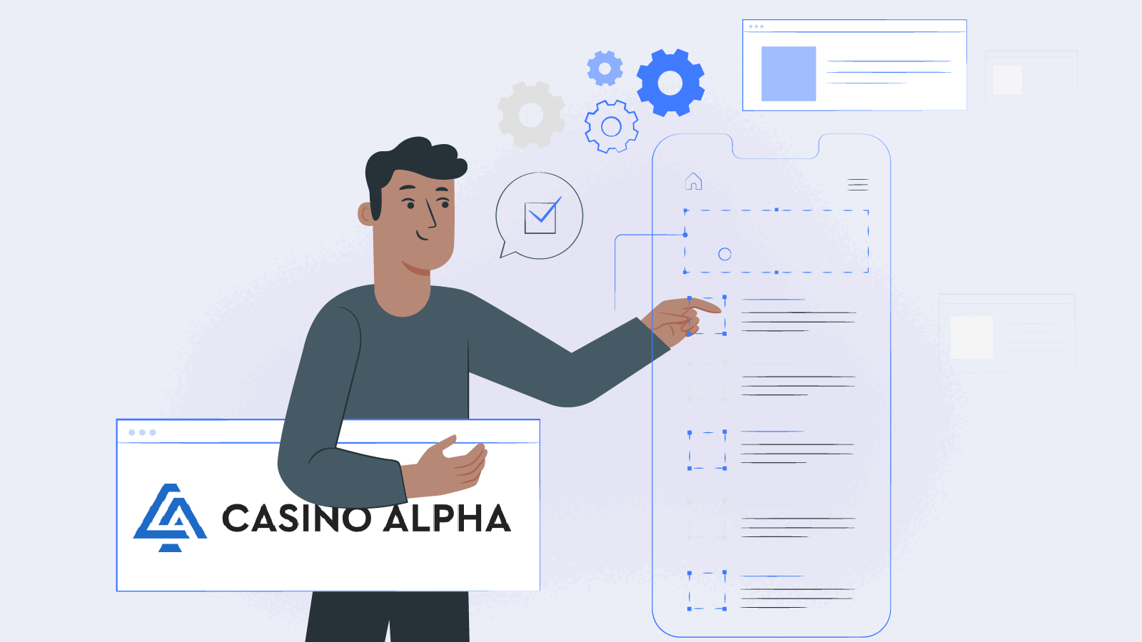 The CasinoAlpha testing and conclusions