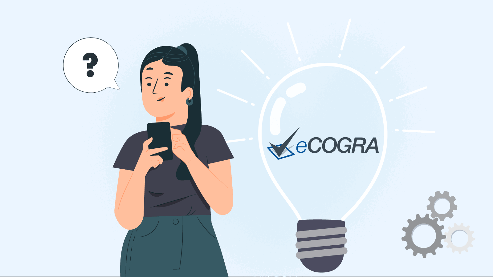 What does eCOGRA do
