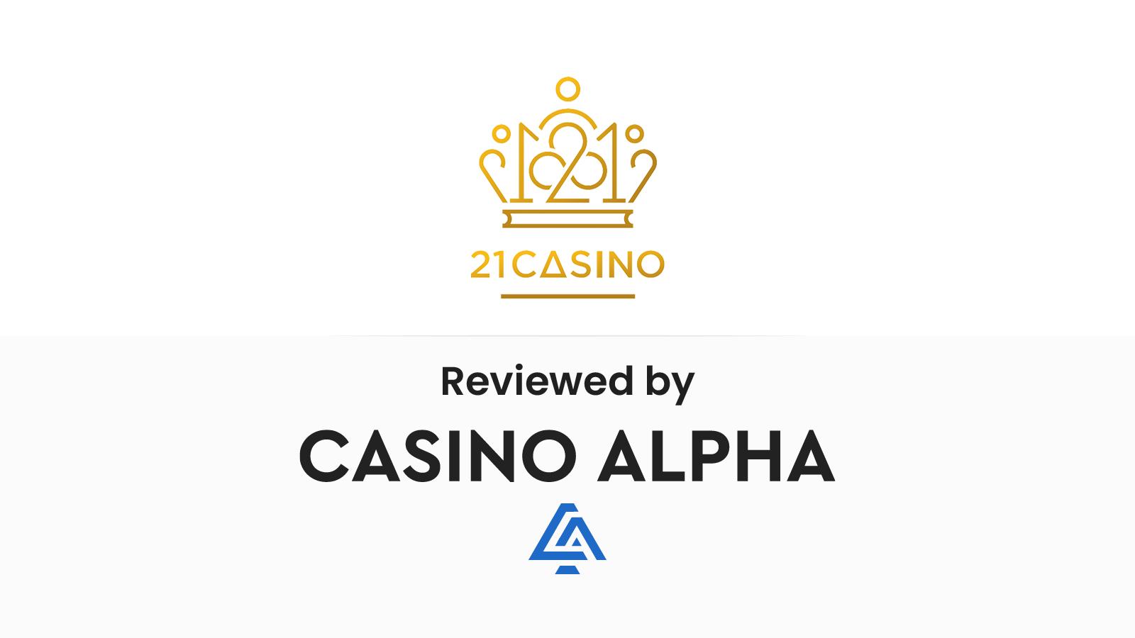 21 Casino Review & Bonuses