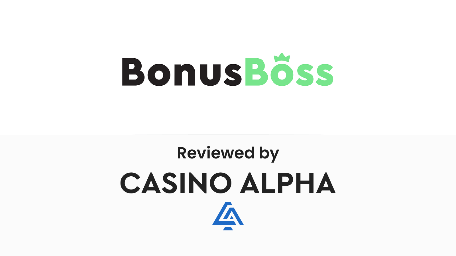 Bonus Boss Review & Promotions List