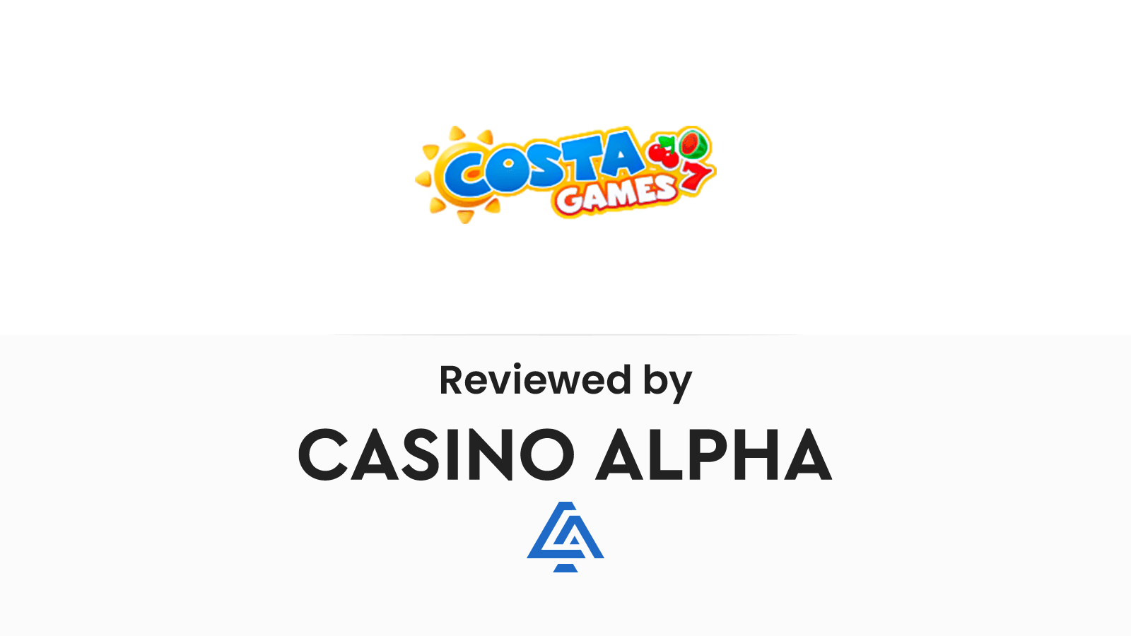 Costa Games Review & Bonuses