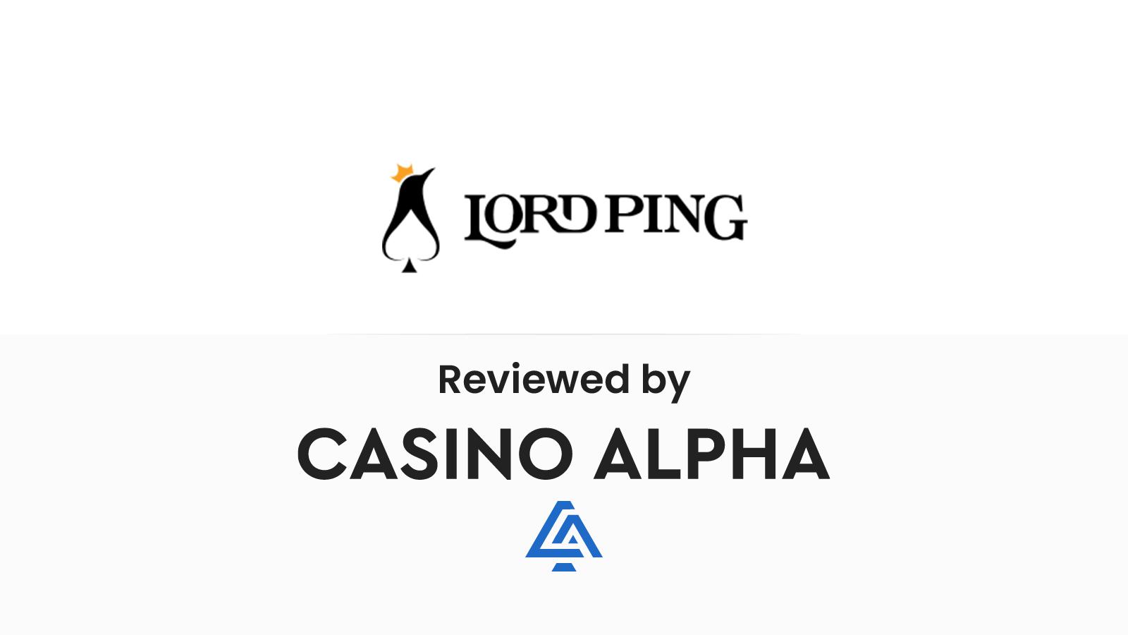Lord Ping Review & Bonuses