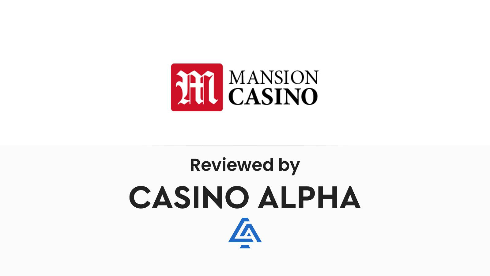MansionCasino Review & Promo codes