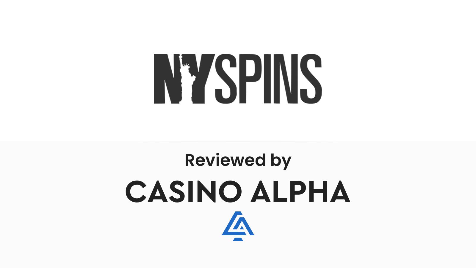 NYspins Review & Bonuses