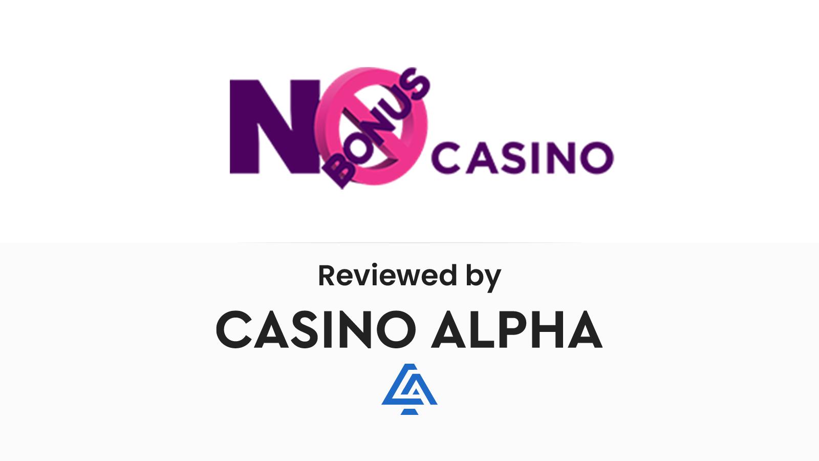 No Bonus Casino Review & Promotions List
