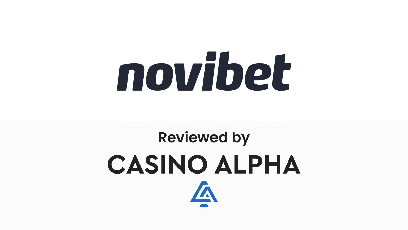 Novibet Review & Promo codes