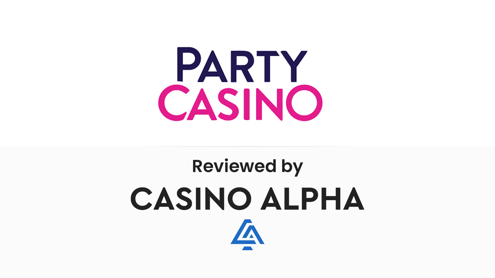 PartyCasino Review & Promo codes