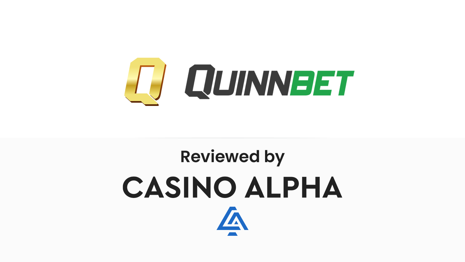 QuinnBet Review & Coupon codes
