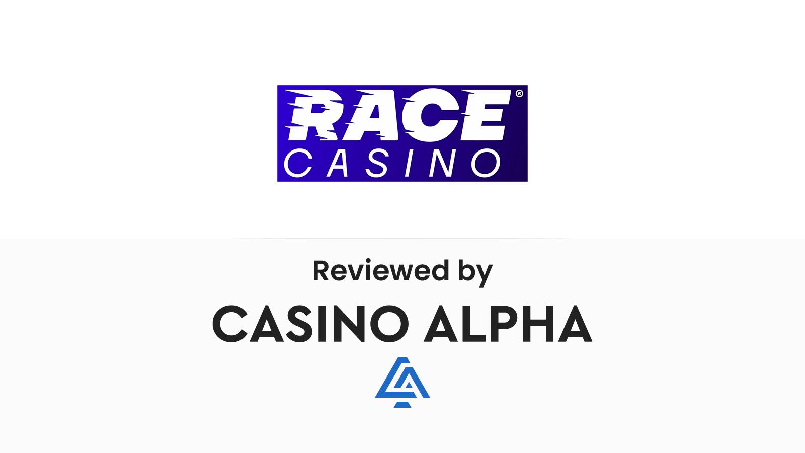 Race Casino Review & Bonuses