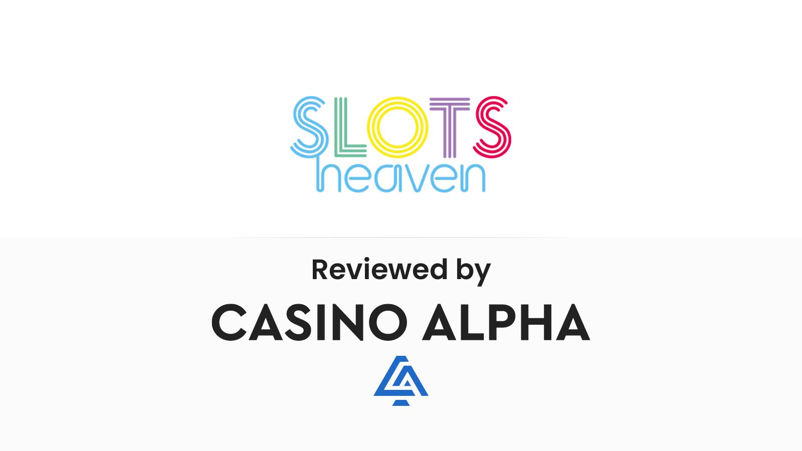 Slots Heaven Review & Promo codes