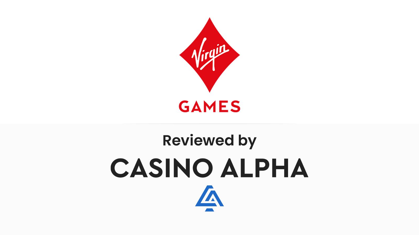 Virgin Games Review & Bonus codes