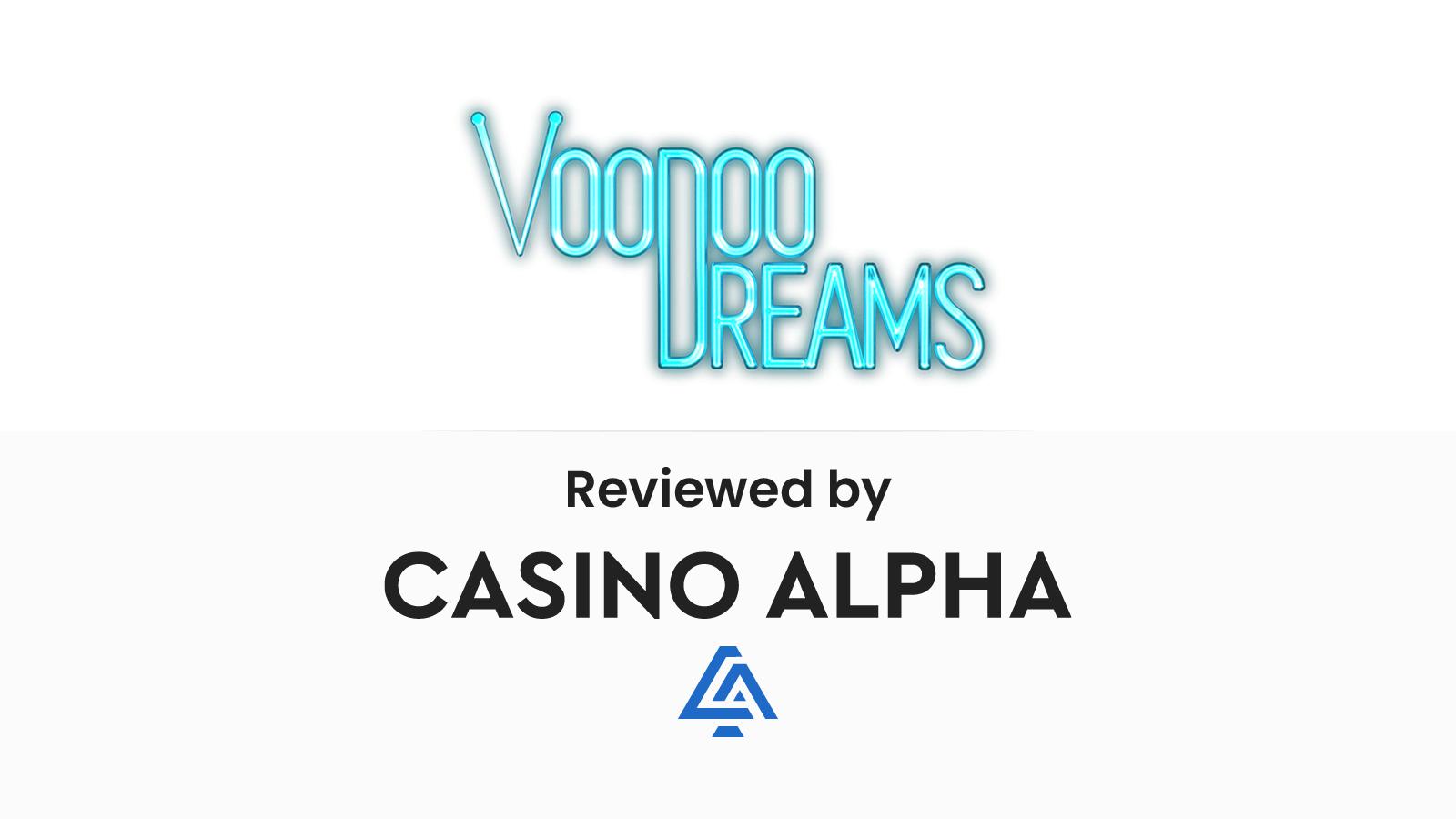 VoodooDreams Review & Bonus codes