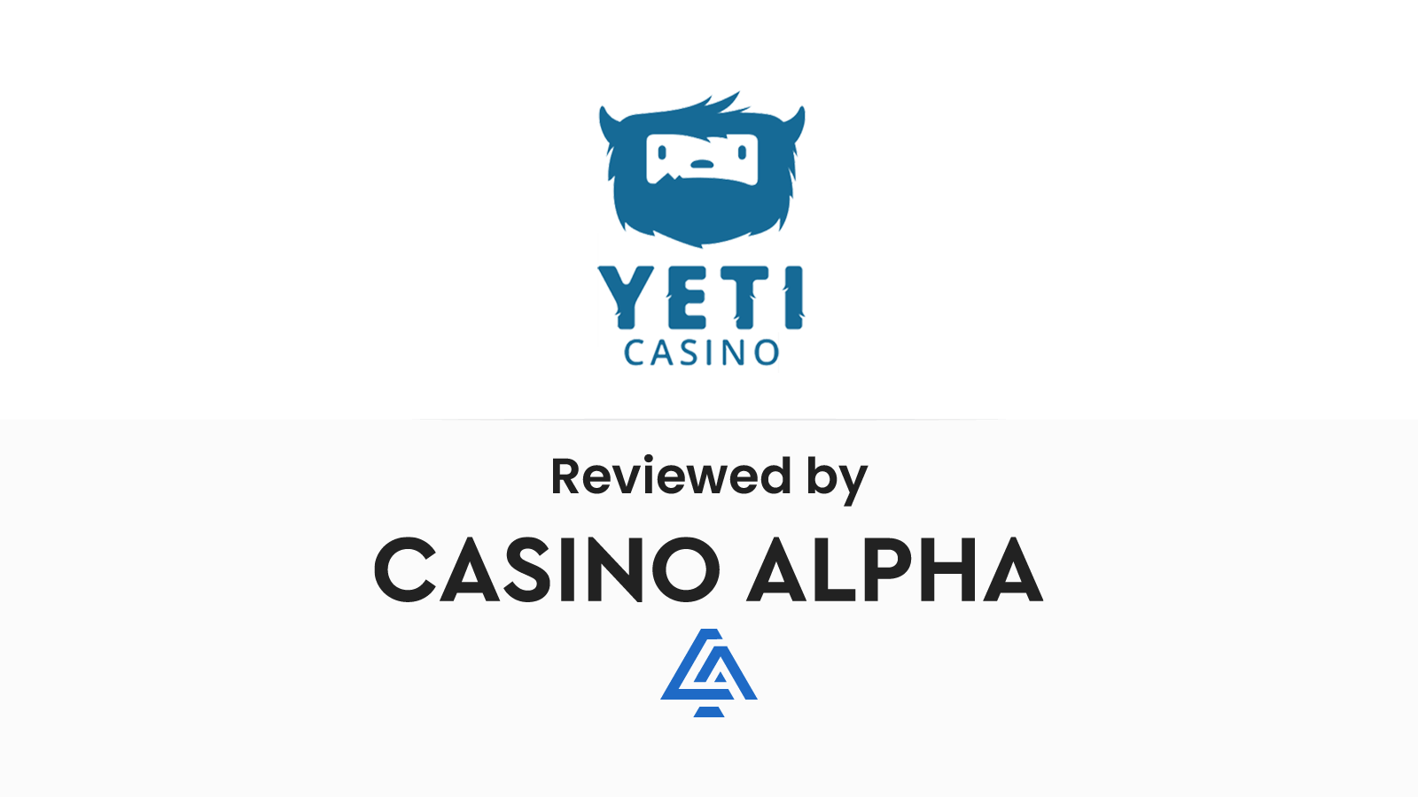 Yeti Casino Review & Promotions List