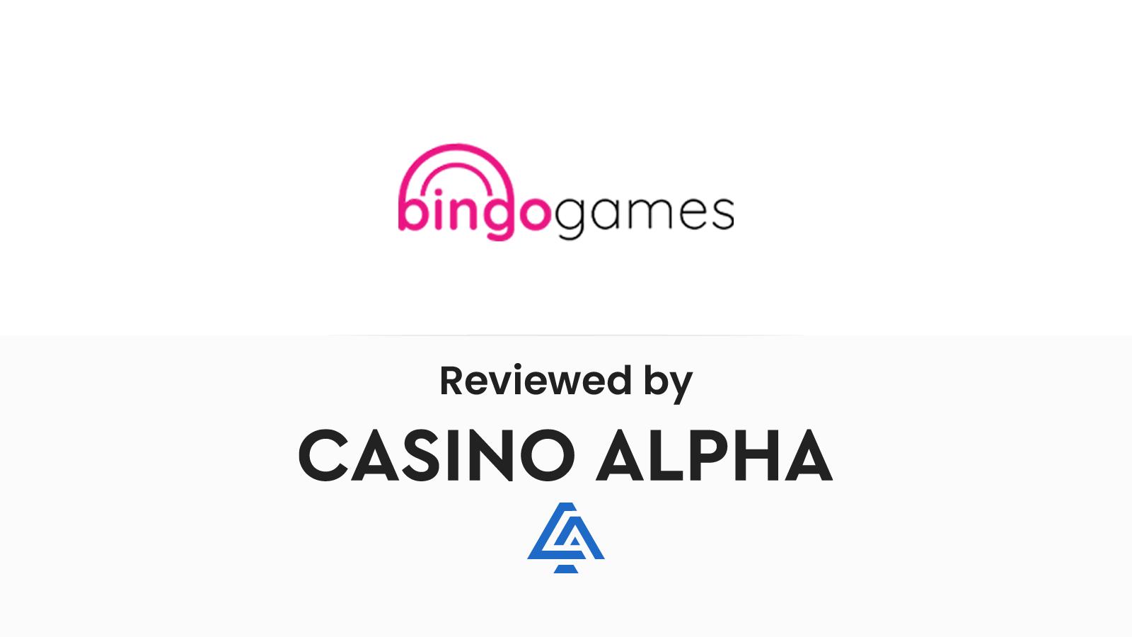 Bingo Games Review & Promotions List